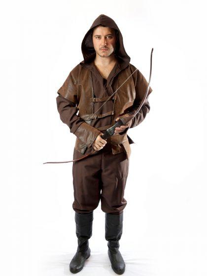 arrow hero hunter robin hood