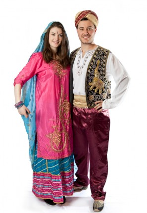 Bollywood Couple