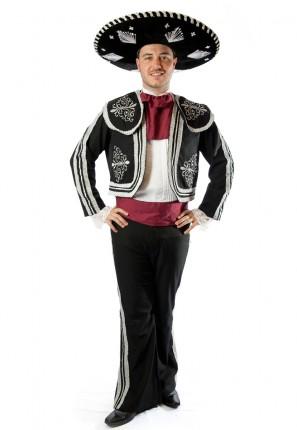 Mexican Mariachi Man