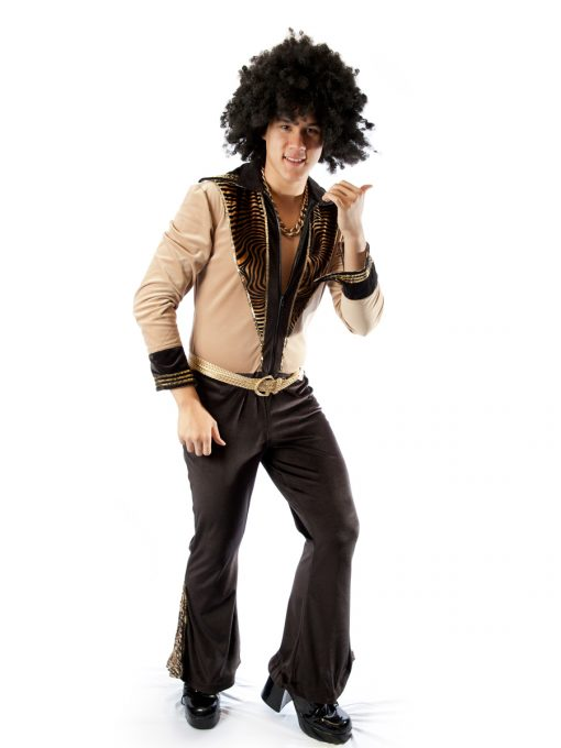 70's disco dude costume studio 54 70s retro vintage afro