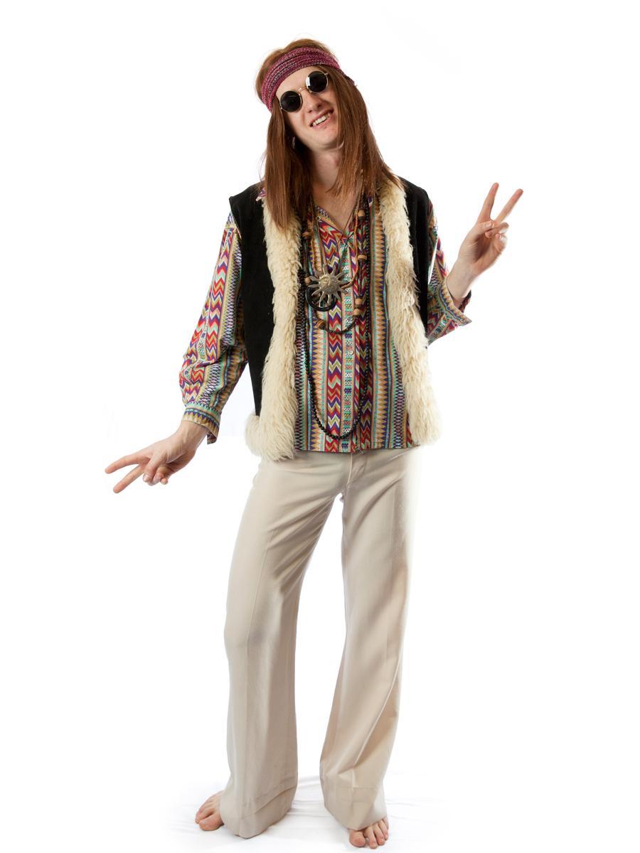 woodstock hippie dude costume -creative costumes
