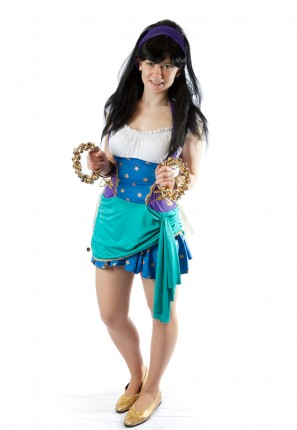 Disney Esmerelda Gypsy Costume