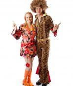 1970's Disco Couple