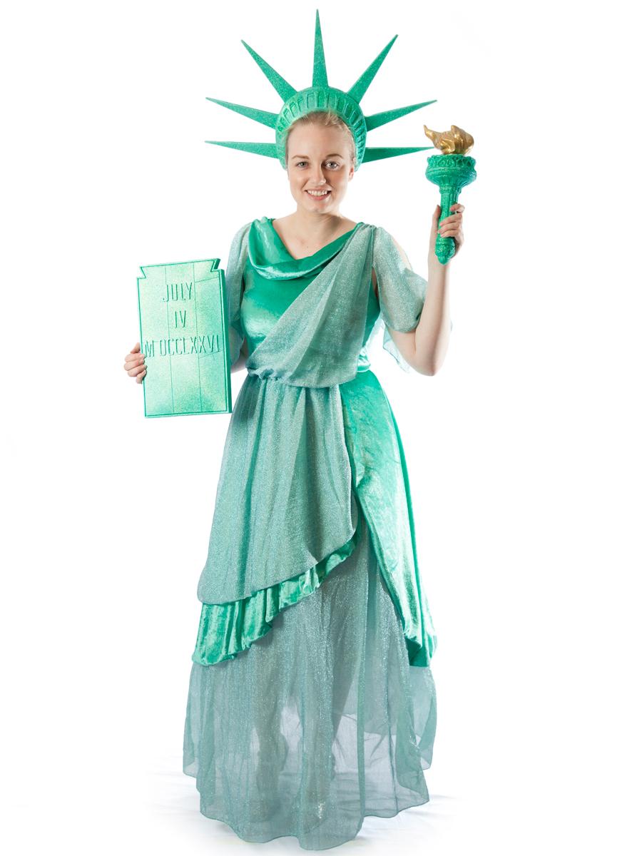 Statue of liberty costume -Creative Costumes