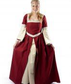 queen pricess elizabethan tudor medieval costume