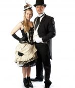 moulin rouge victorian showgirl burlesque formal english gentleman