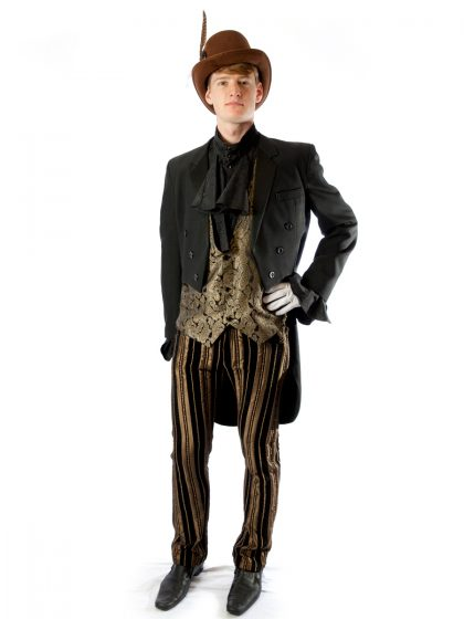 steampunk victorian gentleman moulin rouge