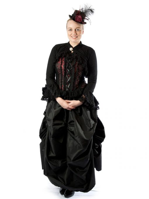 victorian 1900 historical lady