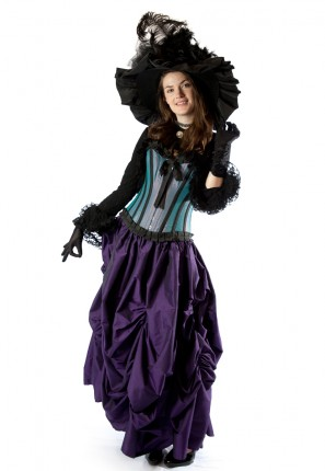 my fair lady victorian titanic 1900 purple