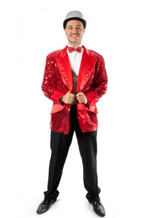 Vegas showman costume