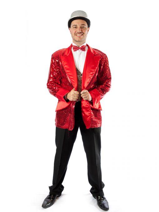 Vegas showman costume