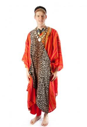 Tribal Male costume