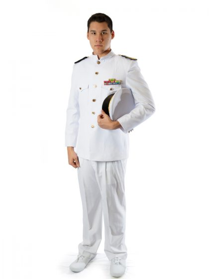 Naval Captain costume