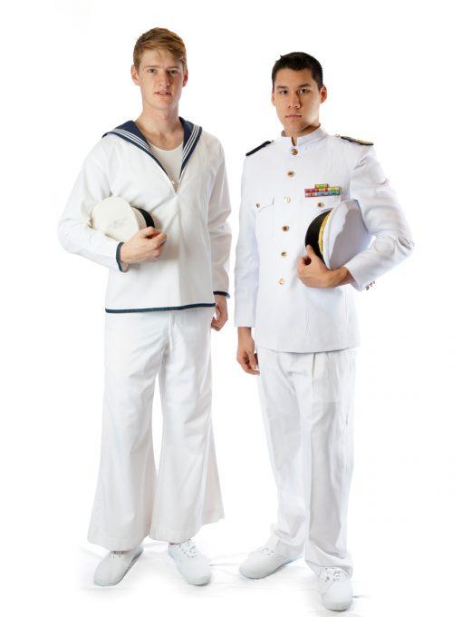 Naval Men costume