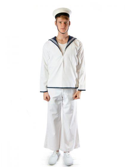 Sailor deck hand male
