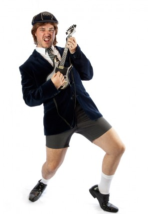 Angus young Costume