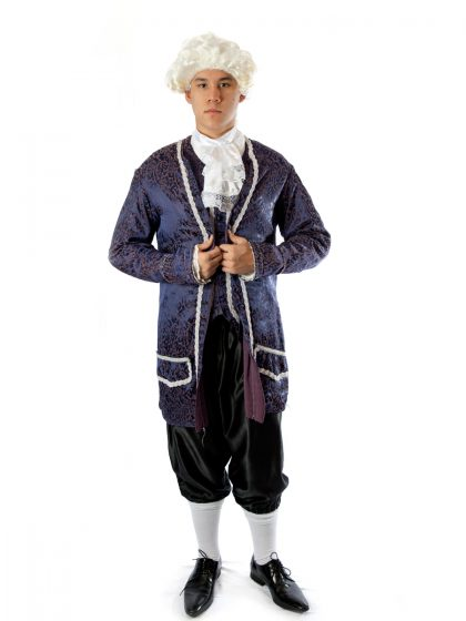 King Louis costume