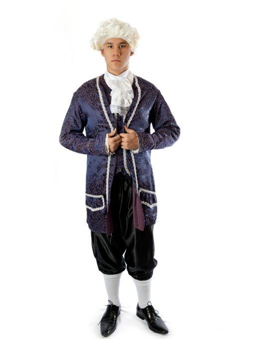 King Louis costume