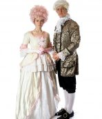 Marie Antoinette and Louis
