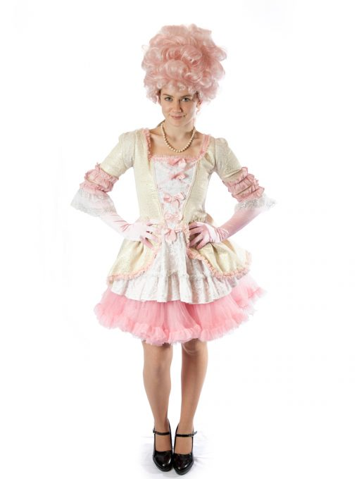 Marie Antoinette girl costume