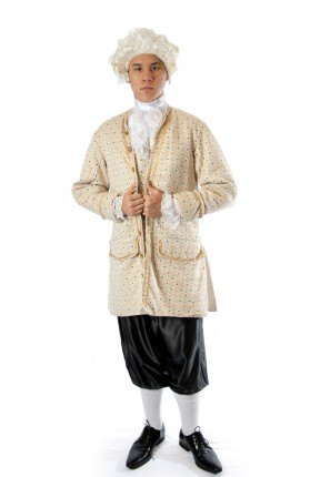 French revolution male costume