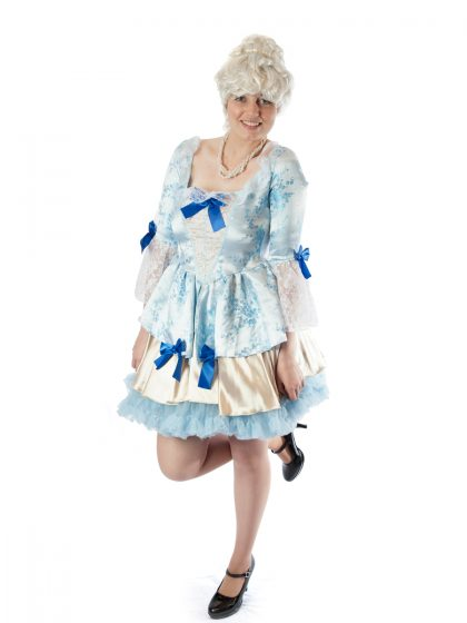 18th Century girl costume