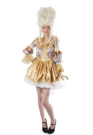 French female costume
