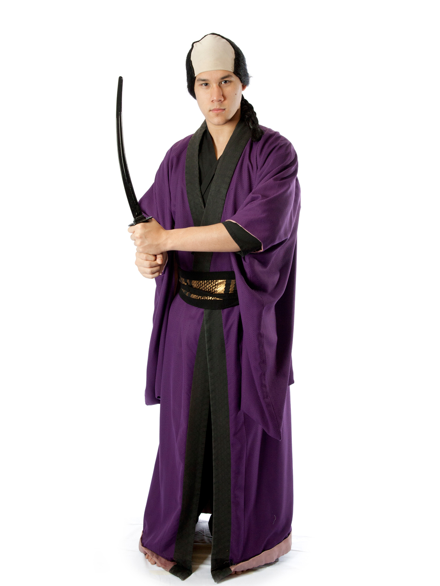 Japanese Male costume