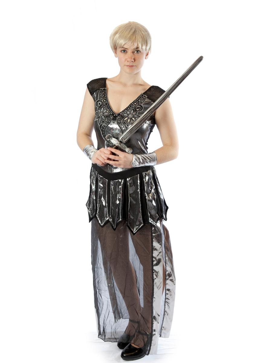 Girls knight costume