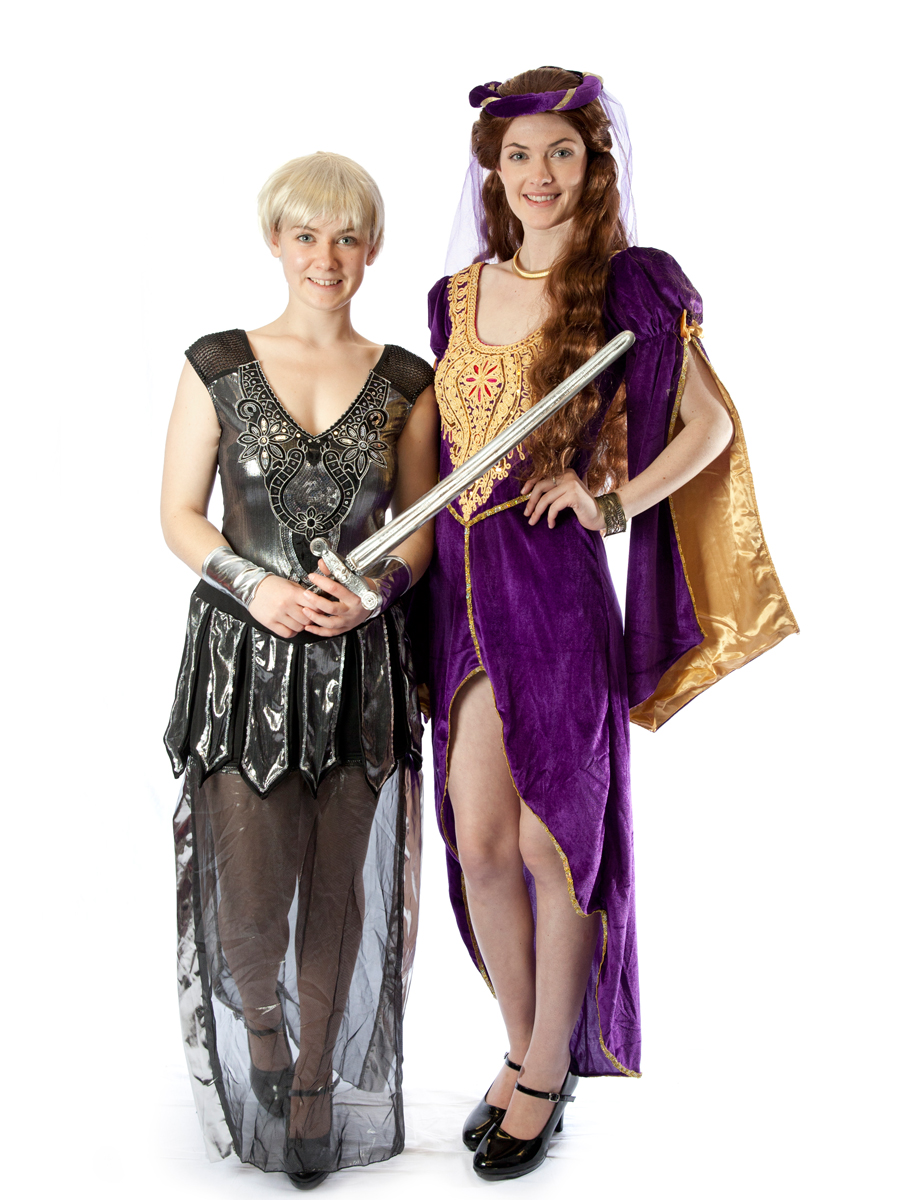 Medieval game of thrones couple costumes -Creative Costumes