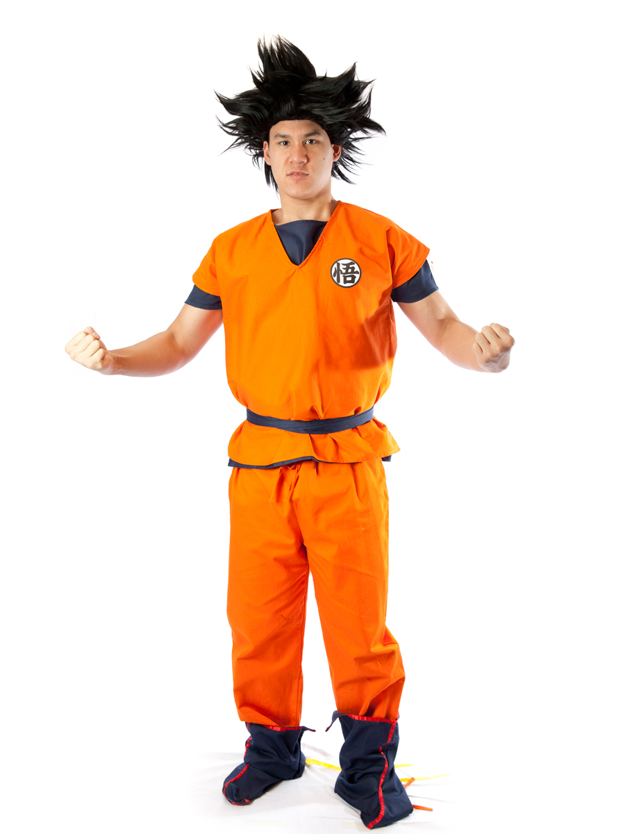 Goku costume  sc 1 st  Creative Costumes & Dragon Ball Z Goku CostumeCreative Costumes