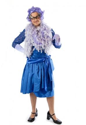 Barry humphreys costume