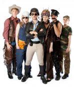 Ymca costumes