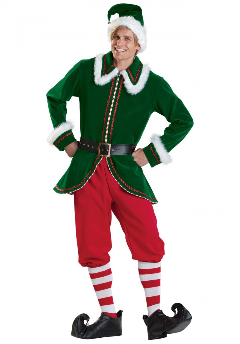 Christmas Elf Costume.Chsritmas Elf Or Santas Helper Costumecreative Costumes