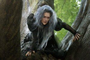 Merryl streep witch