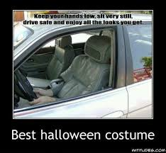 funny carseat costume
