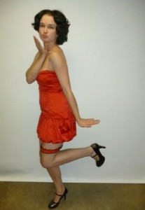 cosplay betty boop costume
