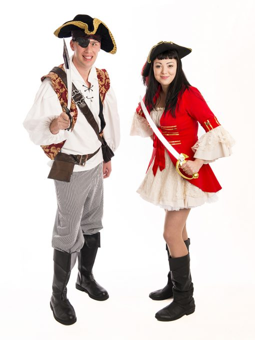 Pirate Couple Costumes