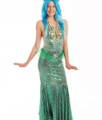 Mermaid Lady Costume