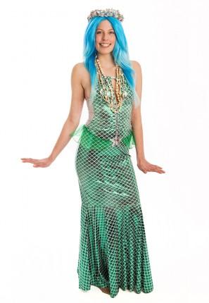 Mermaid Lady Costume