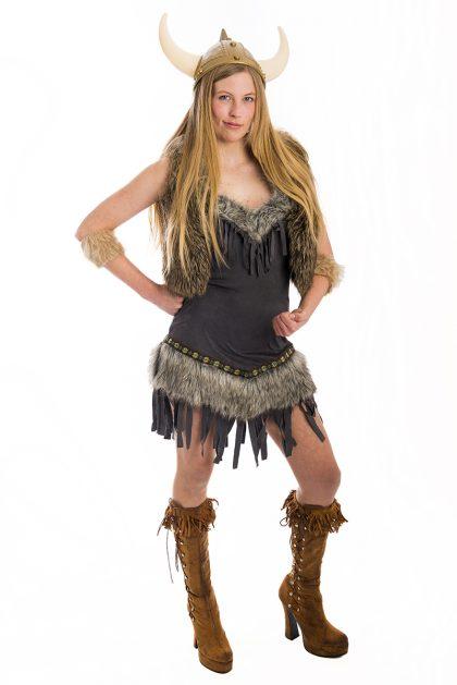 Viking Lady Costume