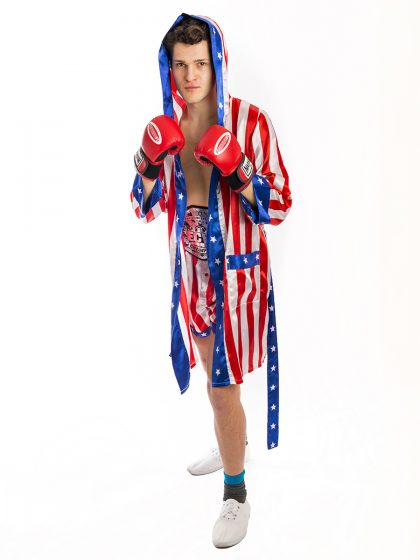 Rocky Boxing Costume