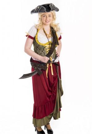 Pretty Pirate Womens costume