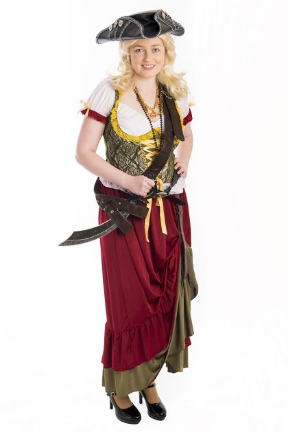 Pretty Pirate Womens costume