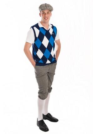 Old School Golf Costume