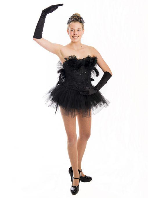Black Swan Ballerina Costume