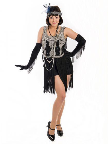 Gatsby Flapper Costume