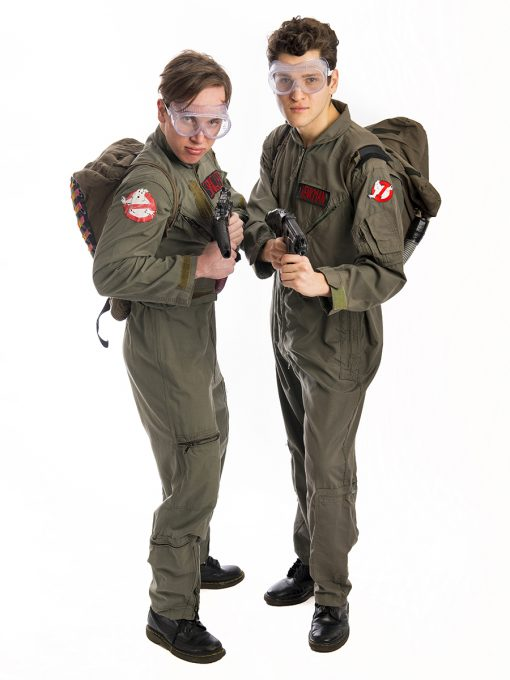 Ghost Busters Character Costumes
