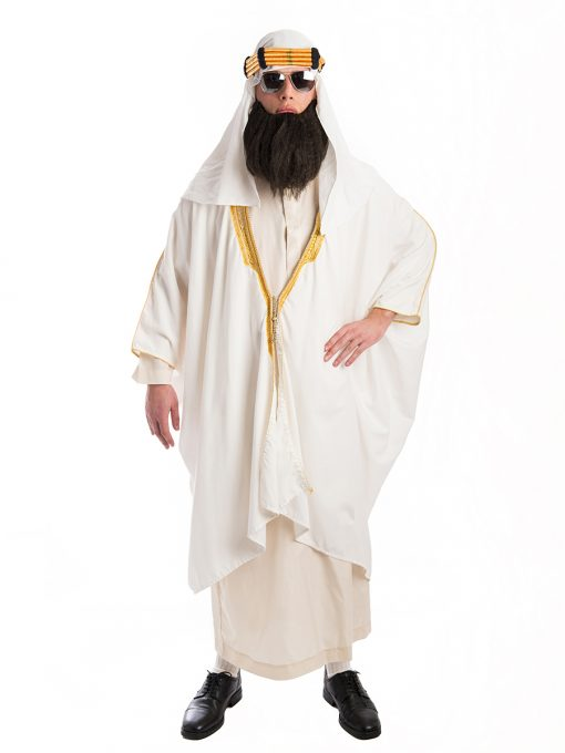 Desert Prince Arabian Costume