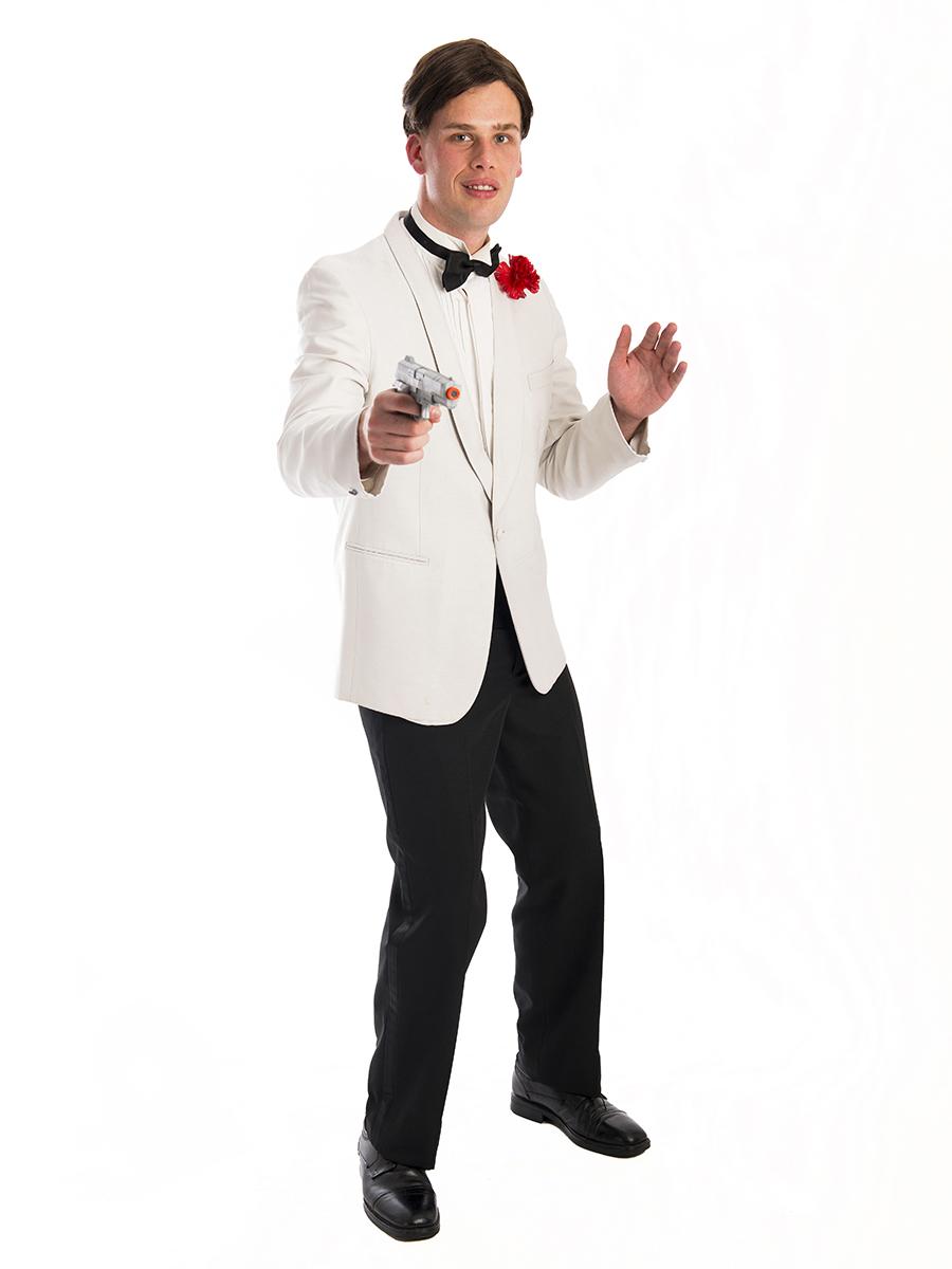 james bond halloween costume spectre 007 costume - james bond